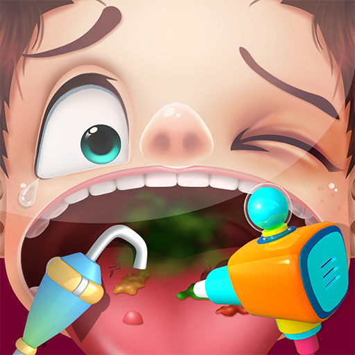 Crazy Tongue Doctor  (Unlimited money,Mod) for Android 2.9.5026