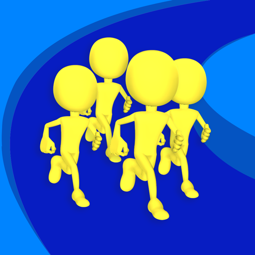 Crowd Runners  (Unlimited money,Mod) for Android 1.0.19