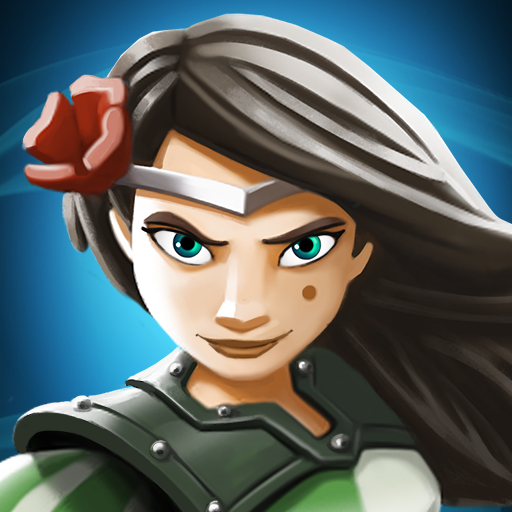 Darkfire Heroes  1.19.1 (Unlimited money,Mod) for Android