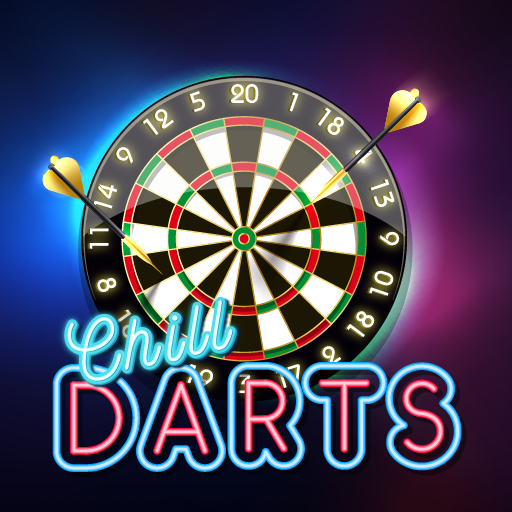 Darts and Chill: super fun, relaxing and free  (Unlimited money,Mod) for Android 1.600