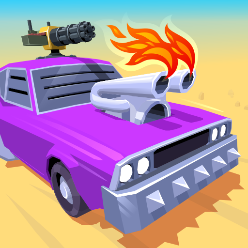 Desert Riders Car Battle Game 1.2.7 (Unlimited money,Mod) for Android
