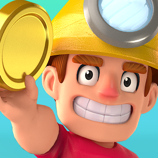 Digger To Riches: Idle mining game (Unlimited money,Mod) for Android 1.9.0
