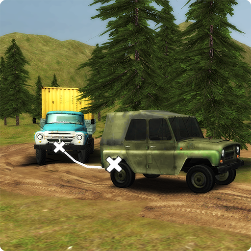 Dirt Trucker: Muddy Hills  1.0.12 (Unlimited money,Mod) for Android