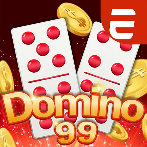 Domino 99 qiuqiu poker qq gaple remi capsa susun  (Unlimited money,Mod) for Android 1.4.4