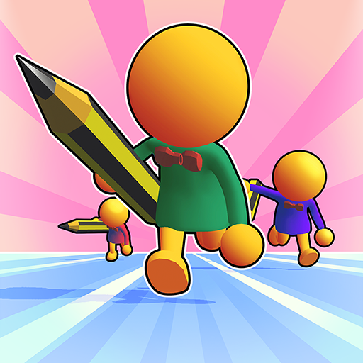 Doodle Run  (Unlimited money,Mod) for Android 1.1.4