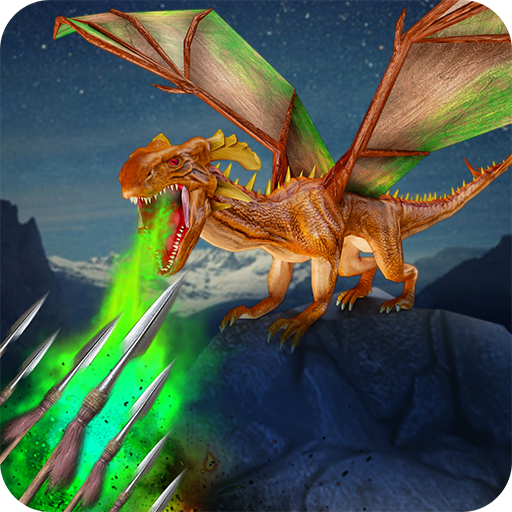 Dragon Hunting Games: Epic World Monster Shooting  (Unlimited money,Mod) for Android 1.1.6