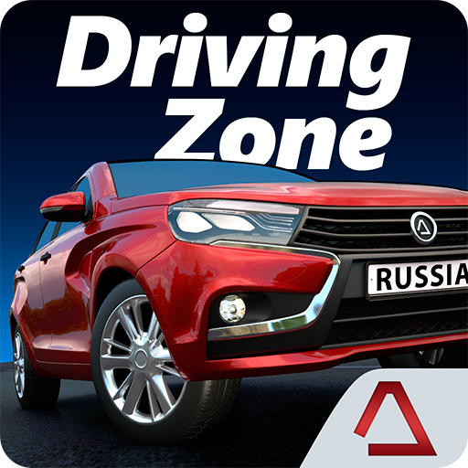 Driving Zone: Russia  (Unlimited money,Mod) for Android 1.307