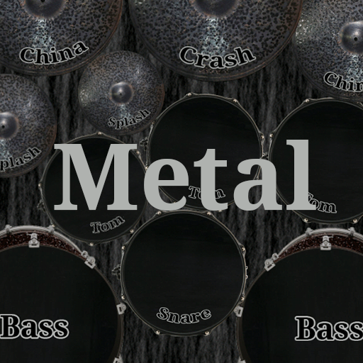 Drum kit metal  (Unlimited money,Mod) for Android 2.07