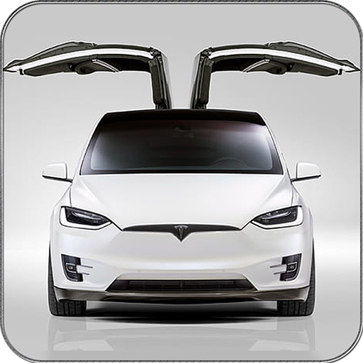 Electric Car Simulator 2021: City Driving Model X 1.6 (Unlimited money,Mod) for Android