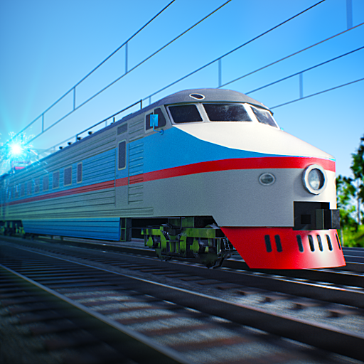 Electric Trains  (Unlimited money,Mod) for Android 0.711