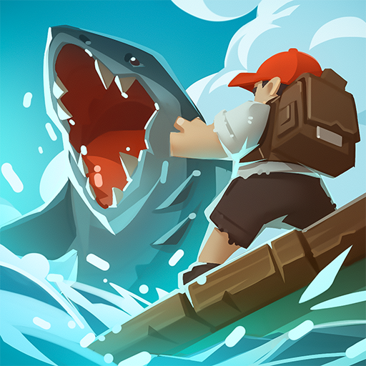 Epic Raft: Fighting Zombie Shark Survival  (Unlimited money,Mod) for Android 0.9.43