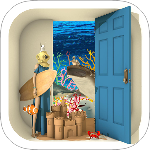 Escape Game: Marine Blue 2.0.0 (Unlimited money,Mod) for Android