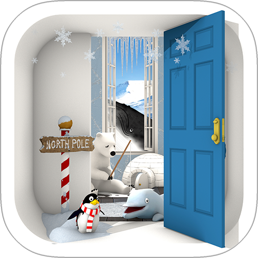 Escape Game: North Pole 2.0.0 (Unlimited money,Mod) for Android