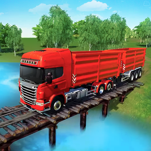 Euro Cargo Truck Simulation 3D Truck Driving Games 1.0 (Unlimited money,Mod) for Android