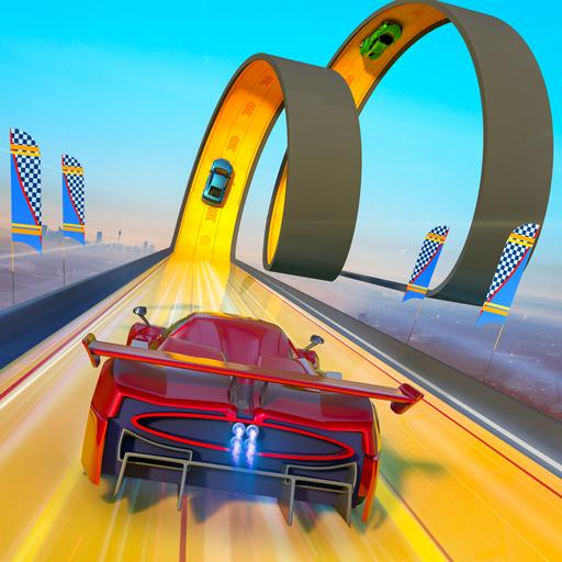 Extreme Stunts Car Chase Ramp GT Racing Car Games  (Unlimited money,Mod) for Android 1.12