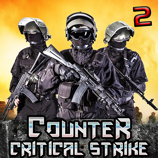 FPS Shooting Gun War – Counter Critical Strike CS  (Unlimited money,Mod) for Android 1.0