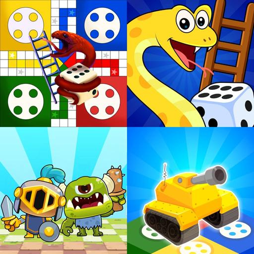 Family Board Games All In One Offline  (Unlimited money,Mod) for Android 2.3
