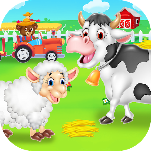 Farm For Kids  (Unlimited money,Mod) for Android 1.0.4