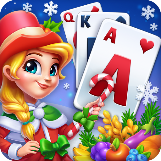Farmship: Tripeaks Solitaire 4.78.5038.0 (Unlimited money,Mod) for Android