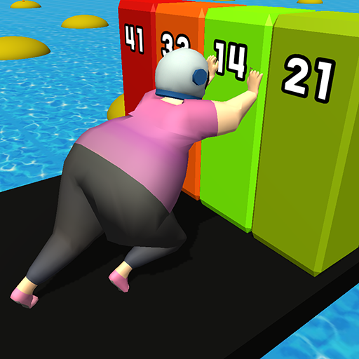 Fat Pusher  1.22 (Unlimited money,Mod) for Android