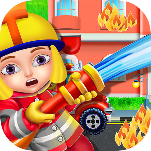 Firefighters Fire Rescue Kids – Fun Games for Kids  (Unlimited money,Mod) for Android 1.0.13