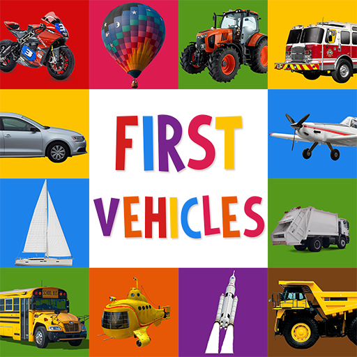 First Words for Baby: Vehicles  (Unlimited money,Mod) for Android 2.1