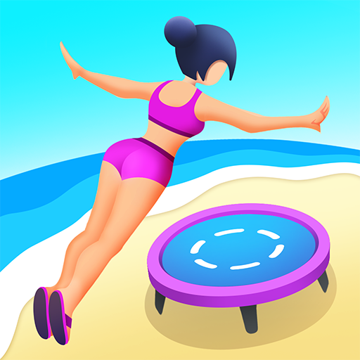 Flip Jump Stack!  1.2.7 (Unlimited money,Mod) for Android