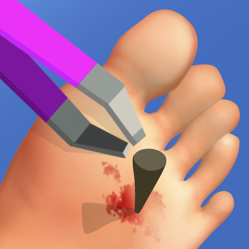 Foot Clinic – ASMR Feet Care  (Unlimited money,Mod) for Android 1.4.1