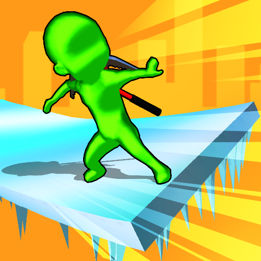Freeze Rider  (Unlimited money,Mod) for Android 1.6