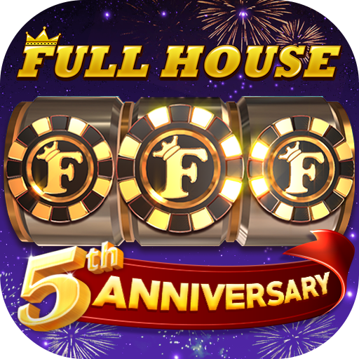 Full House Casino Free Vegas Slots Machine Games  2.1.14 (Unlimited money,Mod) for Android