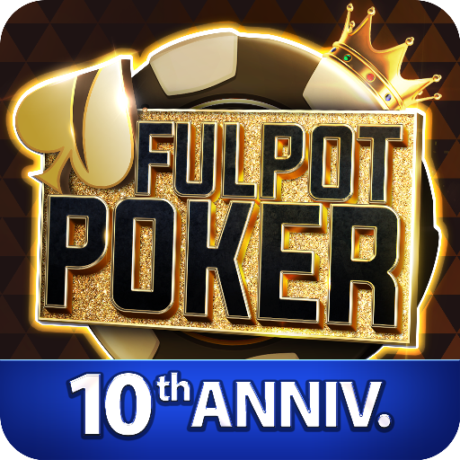 Fulpot Poker : Texas Holdem, Omaha, Tournaments  (Unlimited money,Mod) for Android 2.0.45