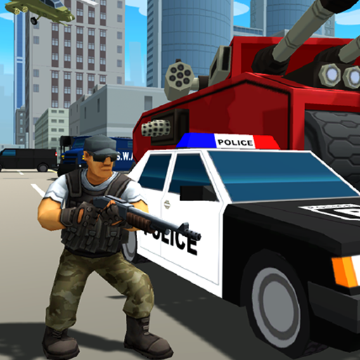 Gangster City: OpenWorld Crime Shooting Game- FPS (Unlimited money,Mod) for Android 1.0.5
