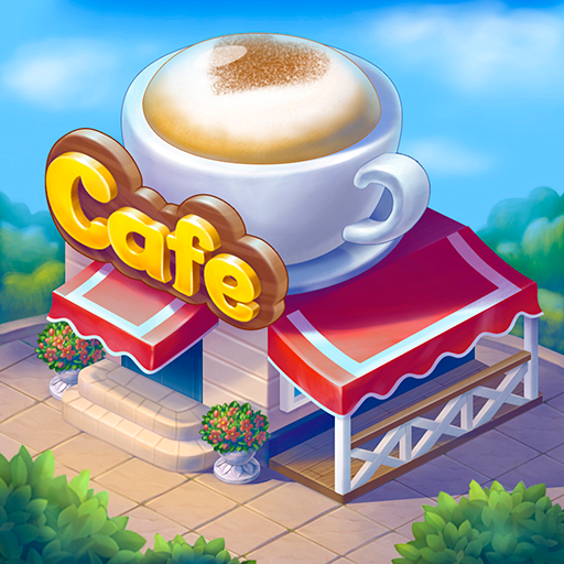 Grand Cafe Story-New Puzzle Match-3 Game 2020  (Unlimited money,Mod) for Android 2.0.18.1