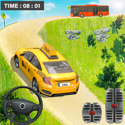 Grand Taxi Simulator : Modern Taxi Games 2020 (Unlimited money,Mod) for Android 1.2