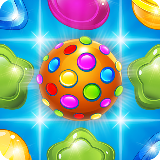 Gummy Candy – Match 3 Game 1.8 (Unlimited money,Mod) for Android