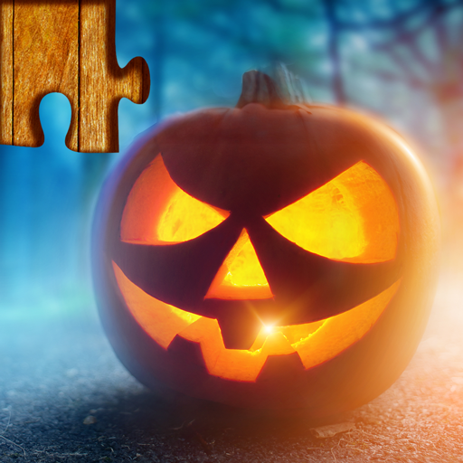 Halloween Jigsaw Puzzles Game – Kids & Adults 🎃  (Unlimited money,Mod) for Android 26.0