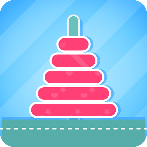 Hanoi Tower  1.5 (Unlimited money,Mod) for Android