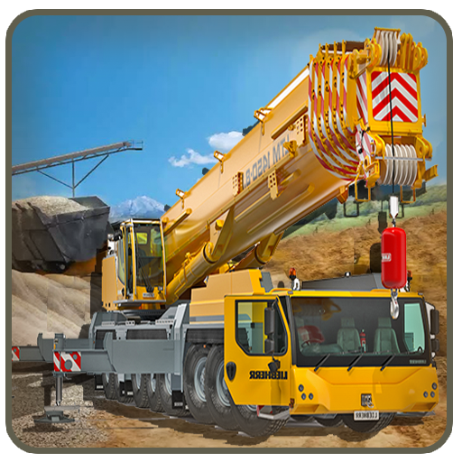 Heavy Crane Simulator Game 2019 – CONSTRUCTIONSIM (Unlimited money,Mod) for Android 1.3.0