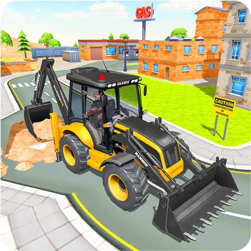 Heavy Excavator Sim 2020: Construction Simulator  (Unlimited money,Mod) for Android 15.0.8