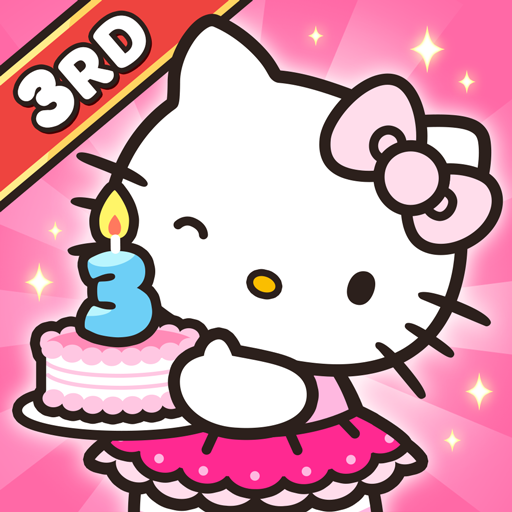 Hello Kitty Friends  1.9.5 (Unlimited money,Mod) for Android