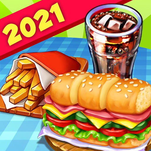 Hell's Cooking: crazy burger, kitchen fever tycoon 1.43 (Unlimited money,Mod) for Android