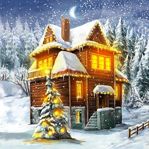 Hidden Object – Winter Wonderland  1.2.17b (Unlimited money,Mod) for Android