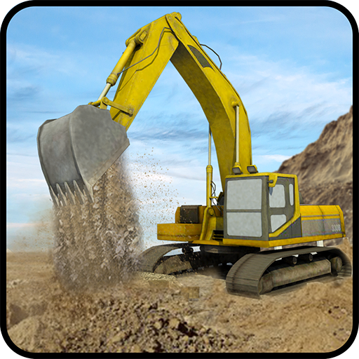 Hill Excavator Mining Truck Construction Simulator  (Unlimited money,Mod) for Android 1.2