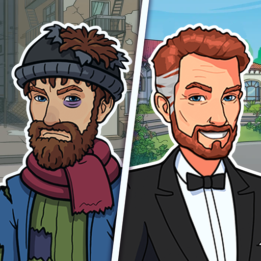 Hobo Life: Business Simulator & Money Clicker Game 1.10 (Unlimited money,Mod) for Android