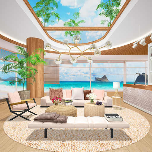 Home Design : Paradise Life  (Unlimited money,Mod) for Android 1.1.30