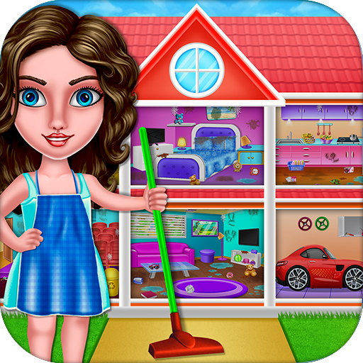 House Cleanup : Girl Home Cleaning Games  (Unlimited money,Mod) for Android 3.9.1