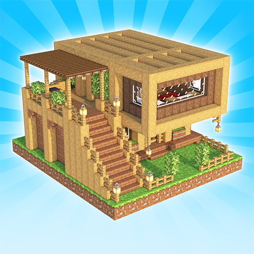 House Craft 3D – Idle Block Building Game  (Unlimited money,Mod) for Android 1.0.7