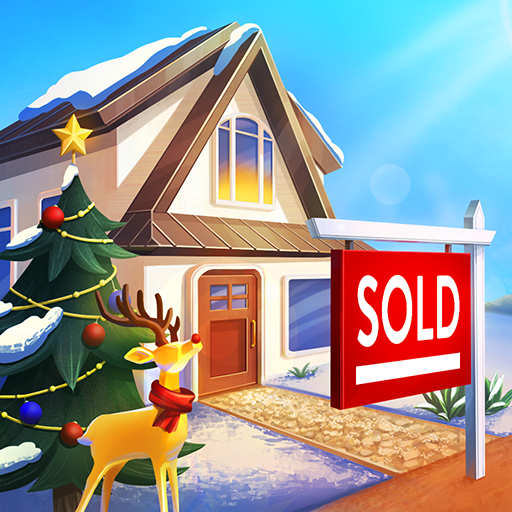 House Flip  (Unlimited money,Mod) for Android 3.0.3