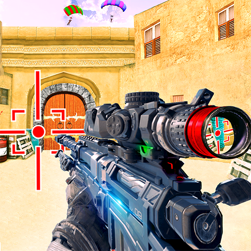 Impossible Commando Shooter Fps Fury  (Unlimited money,Mod) for Android 1.1.9