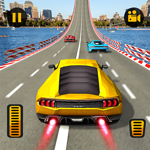 Impossible GT Car Racing Stunts 2019  (Unlimited money,Mod) for Android 1.8